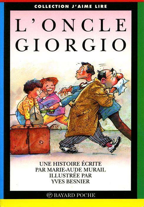 L'oncle Giorgio - Couverture