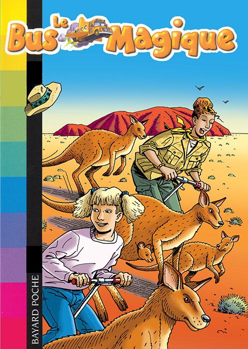 Le bus magique - Sur la piste des kangourous