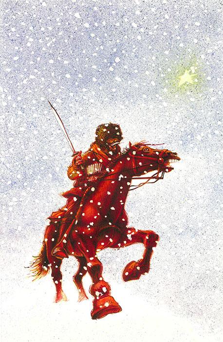 Seuil - Cavalerie rouge