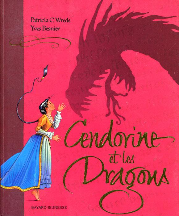 Cendorine - couverture tome 1
