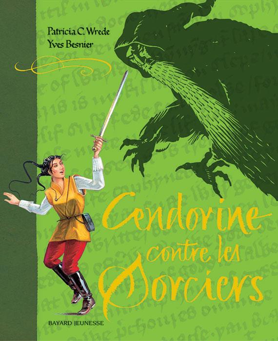Cendorine - couverture tome 2