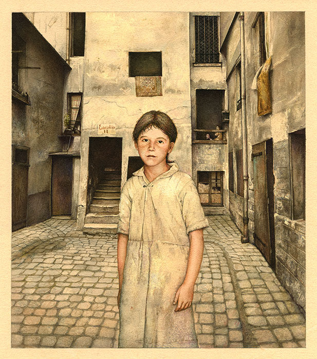 France Loisirs - La petite fille pauvre
